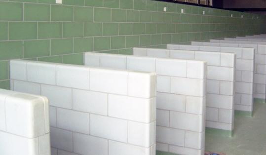 Glazed Cinder Blocks : Gallery spectra glaze